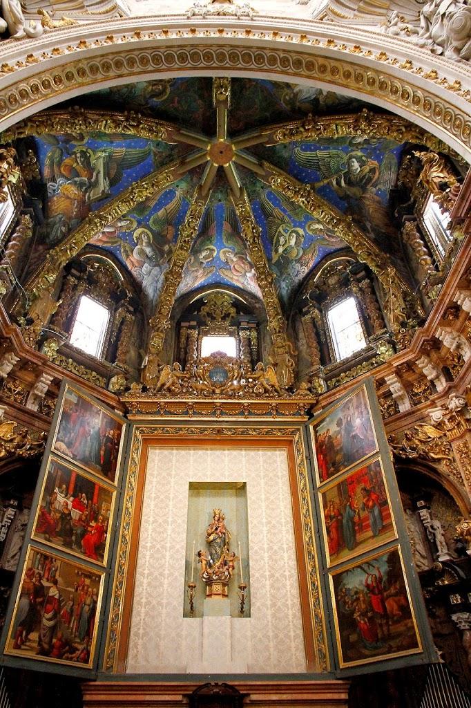 El Retablo Mayor de la Catedral de Valencia. Primera parte: el primitivo retablo del siglo XIV.